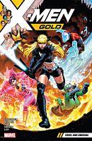 X-Men - Gold Volume 05 Cruel and Unusual Trade Paperback