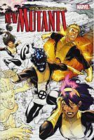MAR91148-X-Men-New-Mutants-Colour-Your-Own-X-Men-New-Mutants-Paperback