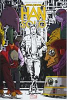 Star Wars - Colour Your Own Han Solo Paperback