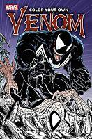 Spider-Man - Colour Your Own Venom Paperback