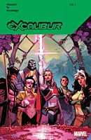 X-Men - Excalibur by Tini Howard Volume 01 Trade Paperback Book