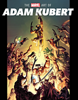 Marvel - The Marvel Art of Adam Kubert Hardcover Book