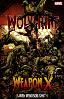 Wolverine - Weapon X Trade Paperback Book
