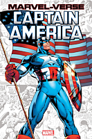 Captain America - Marvel-Verse: Captain America Paperback Book