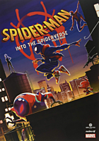 Spider-Man: Into the Spider-Verse - Poster Book Paperback