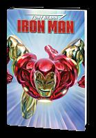 Iron Man - Tony Stark: Iron Man by Dan Slott Omnibus Hardcover Book (DM Variant Cover)
