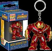 Avengers 3: Infinity War - Hulkbuster Pocket Pop! Vinyl Keychain by Funko.