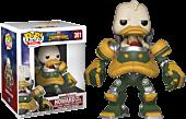 "Marvel: Contest of Champions - Howard the Duck in Duck Mech 6"" Super Sized Pop! Vinyl Figure"