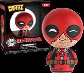 Deadpool - Deadpool with Torn Mask Dorbz Vinyl Figure by Funko