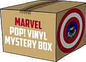 Funko Poplandia Mystery Box - Marvel (Box of 6 Mystery Pop! Vinyl Figures)