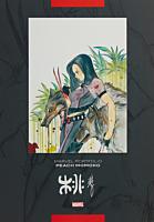 Marvel Portfolio - Peach Momoko Hardcover Book