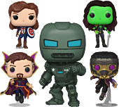 Marvel: What If…? - Face the Unknown Pop! Vinyl Bundle (Set of 5)