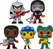 Masters of the Universe - The Clamp Is Here Pop! Vinyl Bundle (Set of 5)