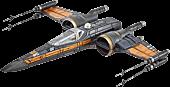 "Star Wars Episode VII: The Force Awakens - Poe Dameron's X-Wing Hot Wheels Elite Die-Cast 6"" Replica"