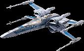 "Star Wars Episode VII: The Force Awakens - Resistance X-Wing Hot Wheels Elite Die-Cast 6"" Replica"