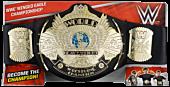 WWE - World Heavyweight Wrestling Champion Belt Replica (One Size)