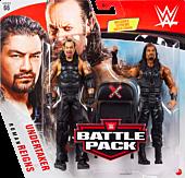 "WWE - Roman Reigns & Undertaker Basic Series 6"" Action Figure 2-Pack"