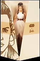 "Star Wars - Rey Gold Label 12"" Barbie Doll"