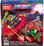 Masters of the Universe - Battle Cat vs. Roton Battle Construx Playset