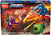 Masters of the Universe - Panthor at Dread Point Mega Construx Playset