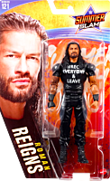 """WWE - Roman Reigns Basic Collection 6"""" Scale Action Figure (Series 121)"""