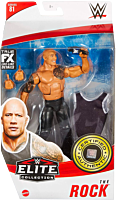 """WWE - The Rock Elite Collection 6"""" Action Figure"""