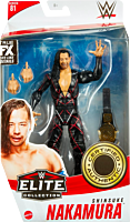 "WWE - Shinsuke Nakamura Elite Collection 6"" Action Figure"