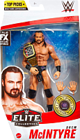 """WWE - Drew McIntyre 2021 Top Picks Elite Collection 6"""" Scale Action Figure"""