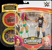 "WWE - Sasha Banks vs. Alexa Bliss Champion Showdown 6"" Action Figure 2-Pack"