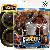 "WWE: Championship Showdown - Bobby Lashley vs King Booker 6"" Action Figure 2-Pack"