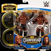 "WWE: Championship Showdown - Bobby Lashley vs King Booker 6"" Action Figure 2-Pack"