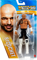 "WWE - Ricochet WrestleMania Basic Collection 6"" Action Figure"