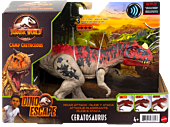 "Jurassic World: Camp Cretaceous - Ceratosaurus Roar Attack 10"" Action Figure"