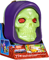 Masters of the Universe - Fisto Mini Action Figure with Cliff Climber Tools Skeletor Skull Case Playset