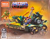 Masters of the Universe - Battle Ram Mega Construx Playset (187 Pieces)