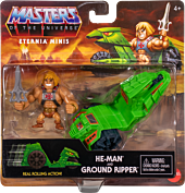 Masters of the Universe - Ground Ripper He-Man Eternia Mini Vehicle