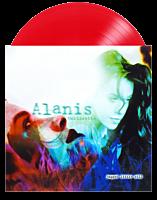 Alanis Morissette - Jagged Little Pill LP Vinyl Record (Red Coloured Vinyl)