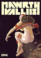 Mawrth Valliis by EPHK Paperback Book
