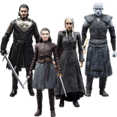 "Game of Thrones - Series 1 6"" Action Figure Assortment (Set of 4)"