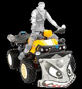 "Fortnite - Quadcrasher Premium 7"" Scale Vehicle"