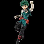"""My Hero Academia - Izuku Midoriya Gamma Hero Suit 7"""" Scale Action Figure"""