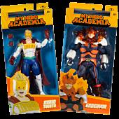 "My Hero Academia - Wave 05 7"" Scale Action Figure Assortment (Set of 2)"