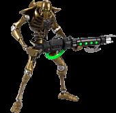 """Warhammer 40,000 - Necron Warrior 7"""" Action Figure"""