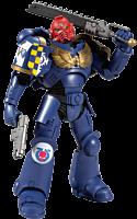 "Warhammer 40,000 - Ultramarines Primaris Assault Intercessor 7"" Action Figure"