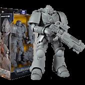 "Warhammer 40,000 - Primaris Space Marine Hellblaster Artist Proof 7"" Action Figure"