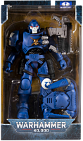 """Warhammer 40,000 - Ultramarines Reiver with Bolt Carbine 7"""" Scale Action Figure"""
