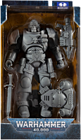 """Warhammer 40,000 - Space Marine Reiver with Grapnel Launcher Artist Proof 7"""" Scale Action Figure"""