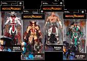 "Mortal Kombat 11 - Blood Bath 7"" Action Figure Assortment (Set of 4)"