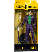 "Mortal Kombat 11 - The Joker 7"" Scale Action Figure"