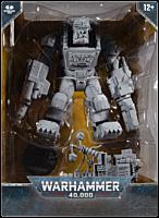 """Warhammer 40,000 - Ork Big Mek Artist Proof MegaFig 7"""" Scale Action Figure"""